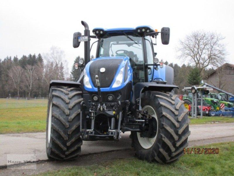 Traktor des Typs New Holland T7.290 HD, Gebrauchtmaschine in Soyen (Bild 3)