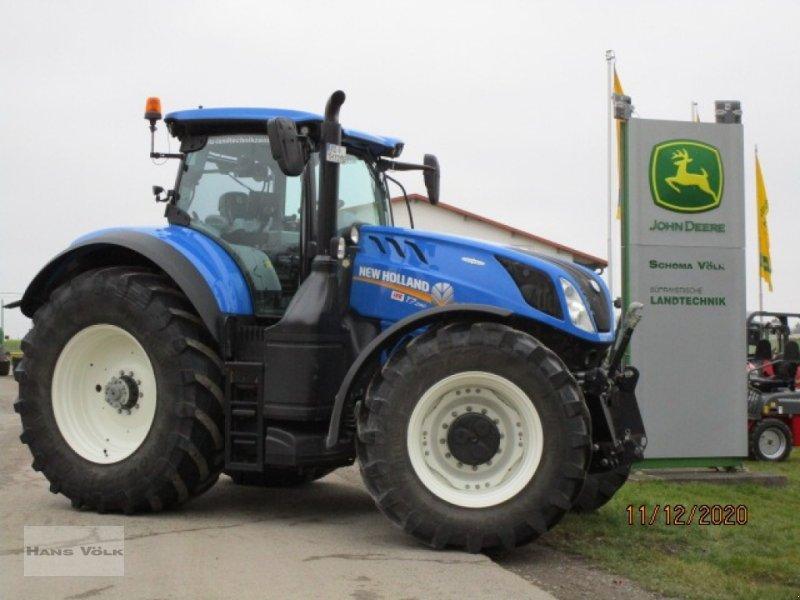Traktor des Typs New Holland T7.290 HD, Gebrauchtmaschine in Soyen (Bild 4)