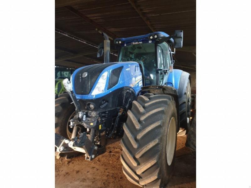 Traktor типа New Holland T7.315 AC, Gebrauchtmaschine в Chauvoncourt (Фотография 1)
