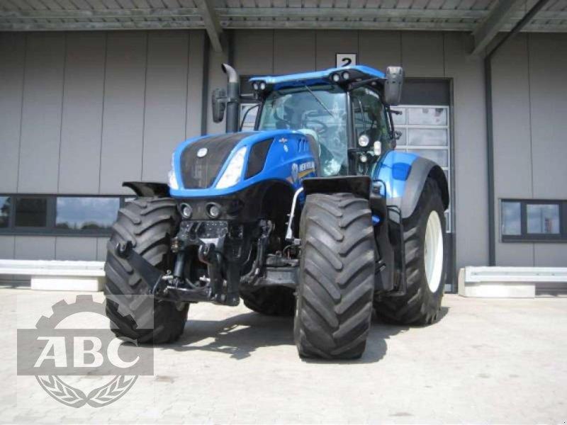 Traktor a típus New Holland T7.315 AUTOCOMMAND, Gebrauchtmaschine ekkor: Bösel (Kép 1)