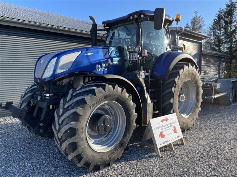 Traktor типа New Holland T7.315 HD Blue power - luftbremser, Gebrauchtmaschine в Grenaa (Фотография 1)