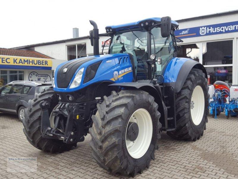Traktor des Typs New Holland T7.315, Gebrauchtmaschine in Erlbach (Bild 1)