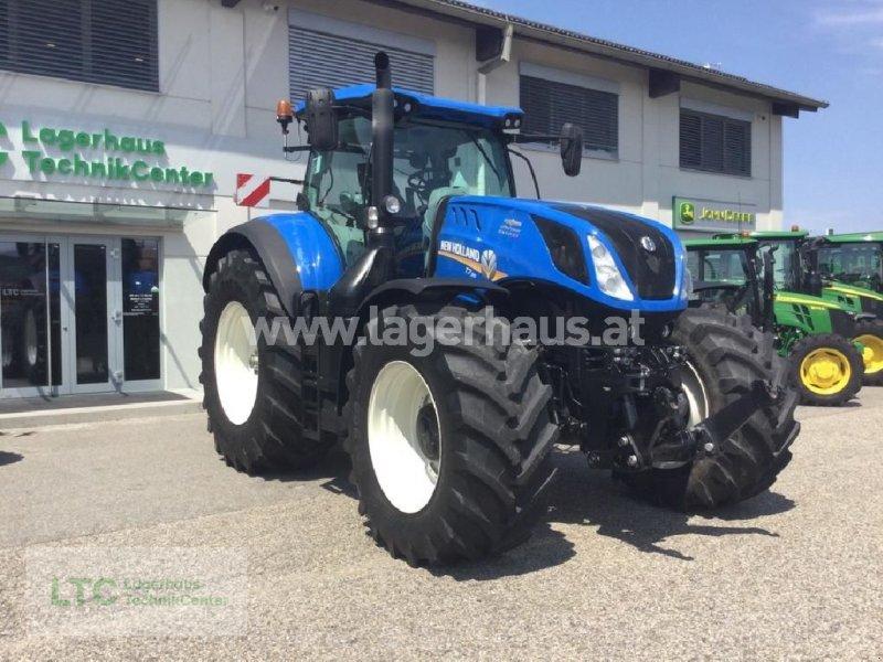 Traktor des Typs New Holland T7.315AC, Gebrauchtmaschine in Korneuburg (Bild 1)