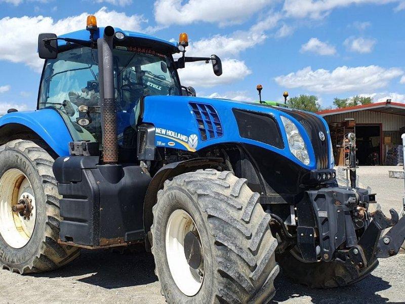 Traktor typu New Holland T8-330 UC, Gebrauchtmaschine w CIVENS (Zdjęcie 1)