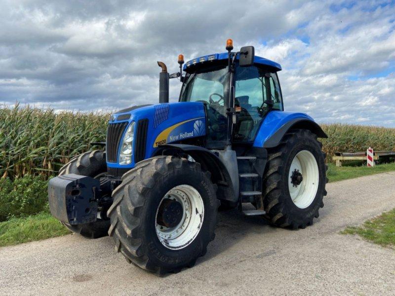 Traktor типа New Holland T8020, Gebrauchtmaschine в Someren (Фотография 1)