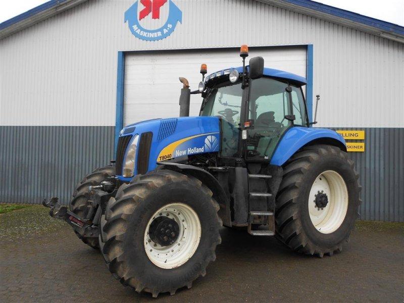 Traktor типа New Holland T8040 TG, Gebrauchtmaschine в Skanderborg (Фотография 1)