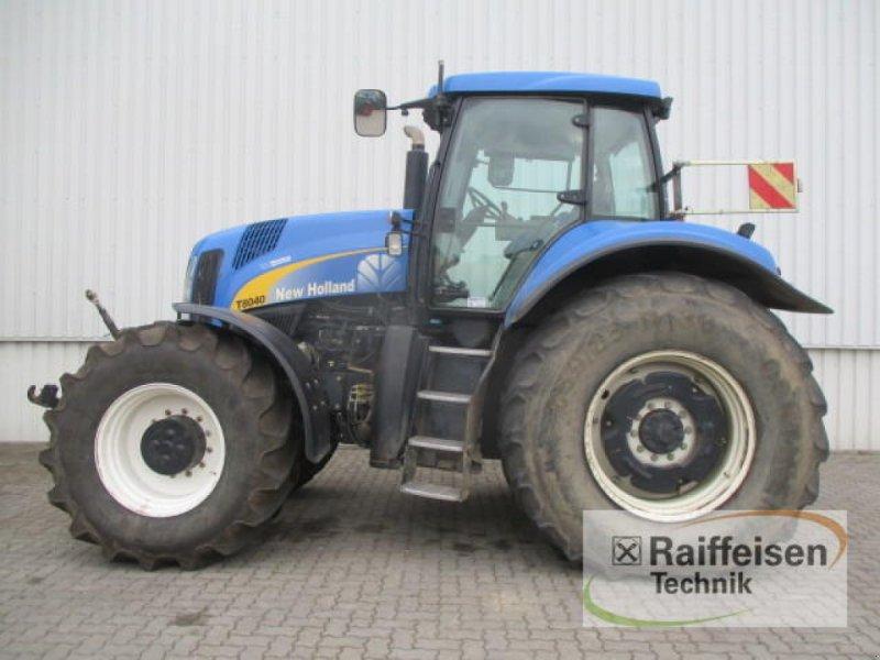 Traktor des Typs New Holland T8040, Gebrauchtmaschine in Holle (Bild 1)
