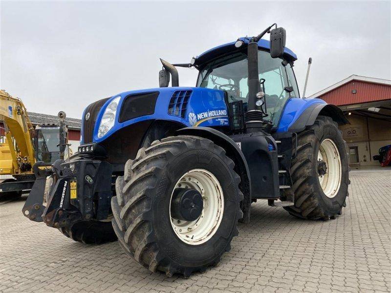 Traktor типа New Holland T8.350 MED GPS OG NÆSTEN NYE DÆK!, Gebrauchtmaschine в Aalestrup (Фотография 1)