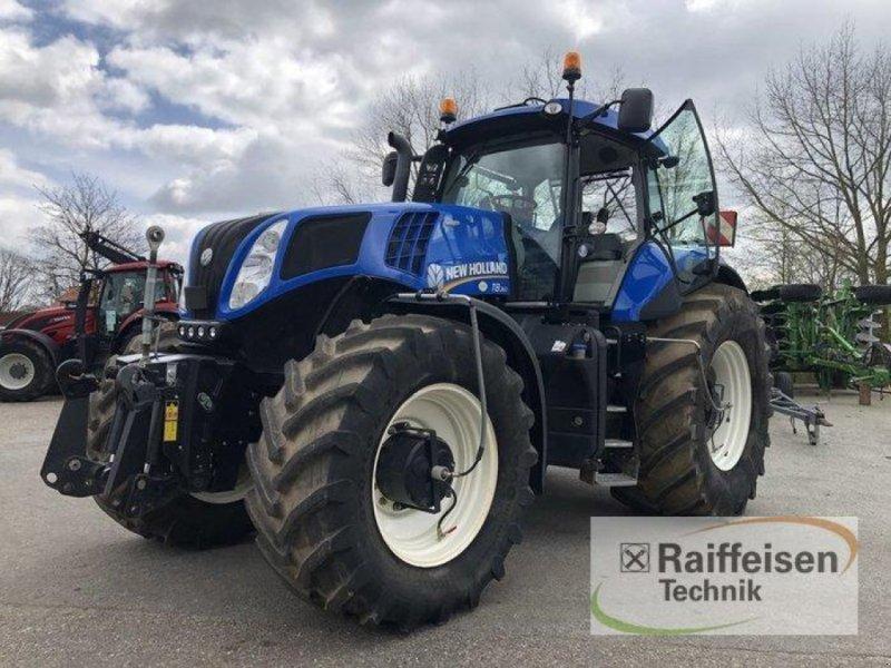 Traktor des Typs New Holland T8.360 AC, Gebrauchtmaschine in Bad Oldesloe (Bild 1)