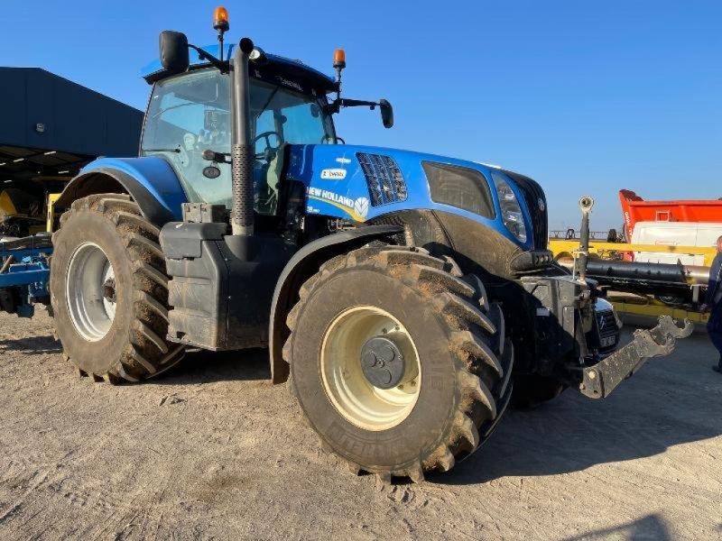 Traktor типа New Holland T8.390, Gebrauchtmaschine в Chauvoncourt (Фотография 1)
