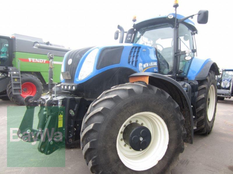 Traktor des Typs New Holland T8.390, Gebrauchtmaschine in Großweitzschen  (Bild 1)