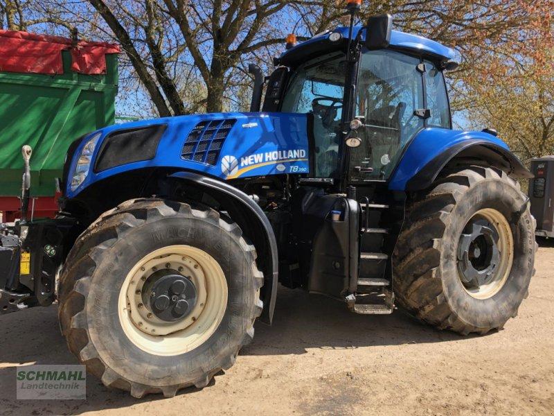 Traktor des Typs New Holland T8.390, Gebrauchtmaschine in Upahl (Bild 1)