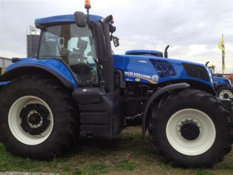 Traktor des Typs New Holland t8.390ac, Gebrauchtmaschine in BREITENFELDE (Bild 1)