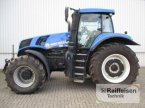 Traktor des Typs New Holland T8.410 in Holle