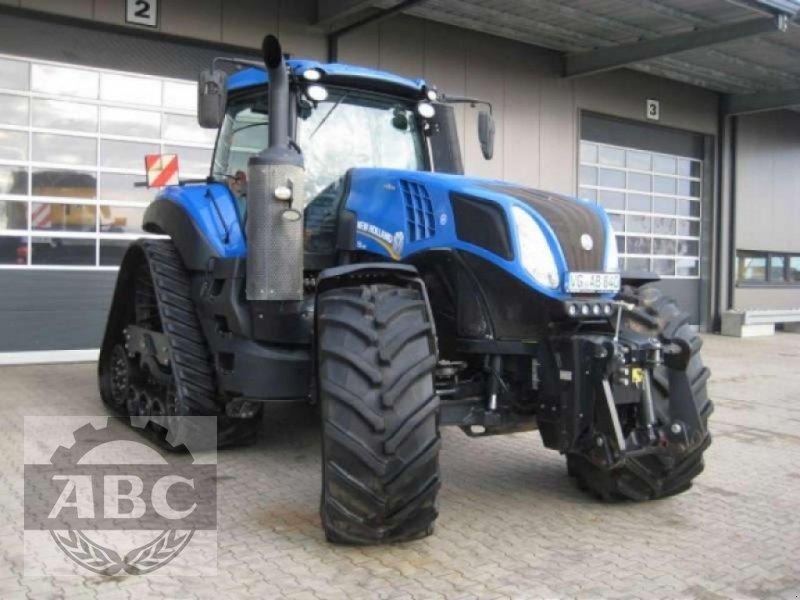 Traktor des Typs New Holland T8.435 AC SMARTTRAX, Gebrauchtmaschine in Klein Bünzow (Bild 1)