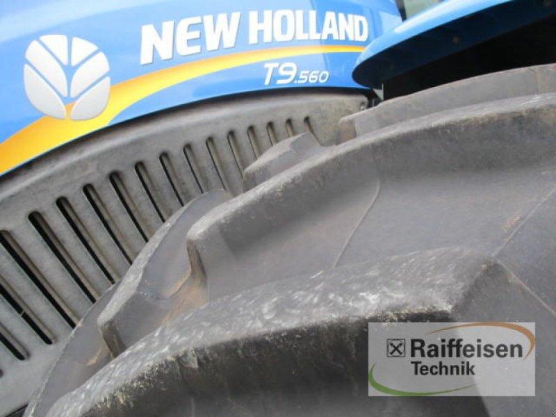 Traktor des Typs New Holland T9.560, Gebrauchtmaschine in Holle (Bild 11)