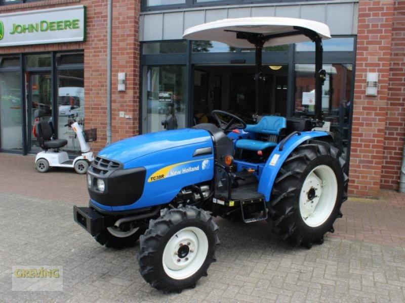 Traktor typu New Holland tc 38, Gebrauchtmaschine v Ahaus (Obrázok 1)
