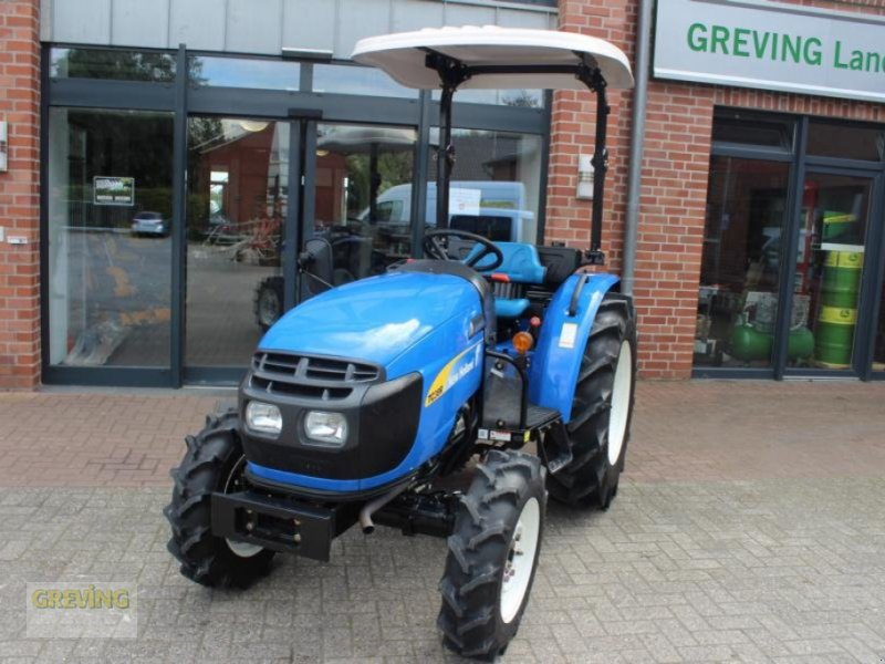 Traktor typu New Holland tc 38, Gebrauchtmaschine v Ahaus (Obrázok 2)