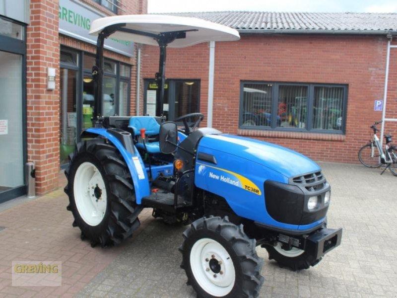 Traktor typu New Holland tc 38, Gebrauchtmaschine v Ahaus (Obrázok 4)