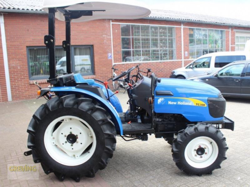Traktor typu New Holland tc 38, Gebrauchtmaschine v Ahaus (Obrázok 6)