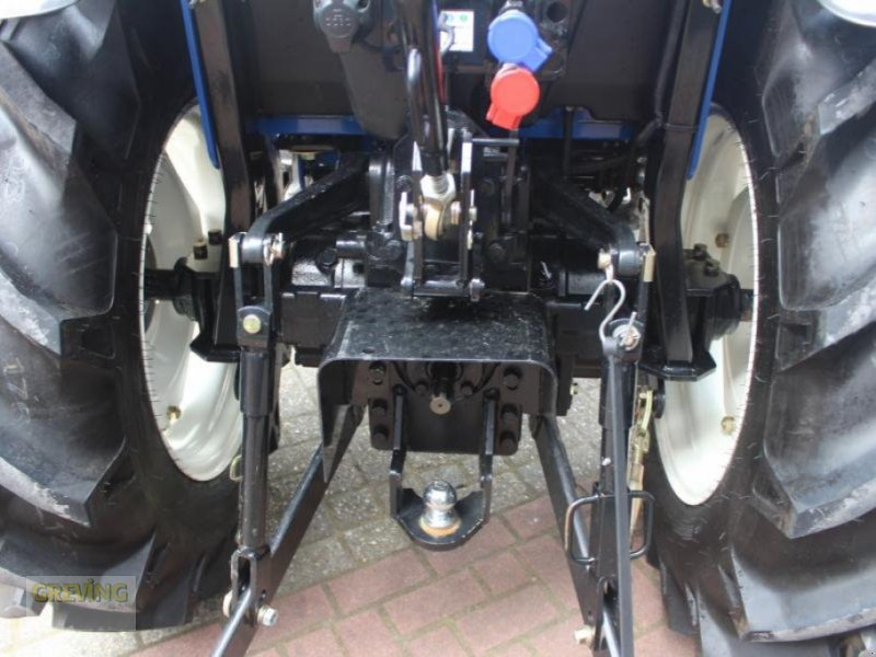 Traktor typu New Holland tc 38, Gebrauchtmaschine v Ahaus (Obrázok 8)