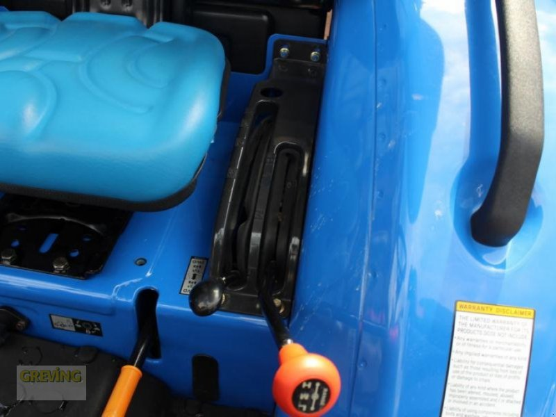 Traktor typu New Holland tc 38, Gebrauchtmaschine v Ahaus (Obrázok 12)
