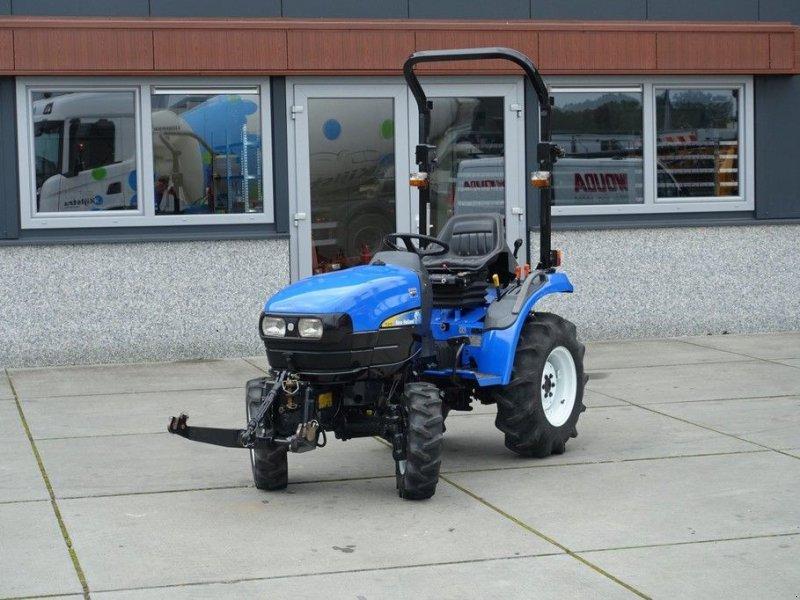 Traktor a típus New Holland TC21 4wd / 1509 Draaiuren / Fronthef + PTO, Gebrauchtmaschine ekkor: Swifterband (Kép 1)