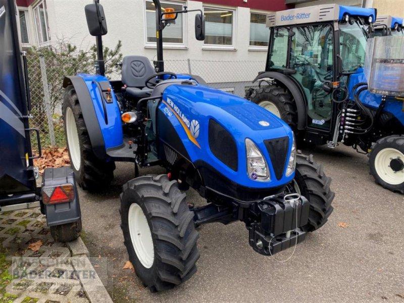 Traktor a típus New Holland TD 3.50 4 WD, Neumaschine ekkor: Freiburg (Kép 1)