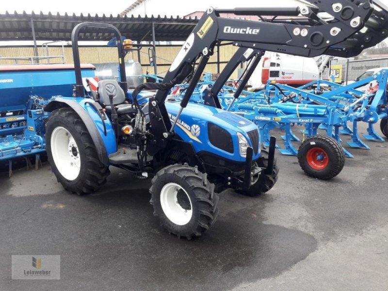 Traktor типа New Holland TD 3.50 4WD, Neumaschine в Neuhof - Dorfborn (Фотография 1)