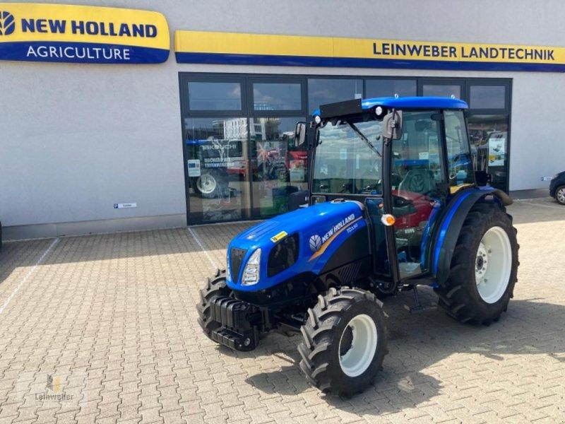 Traktor des Typs New Holland TD 3.50, Neumaschine in Neuhof - Dorfborn (Bild 1)