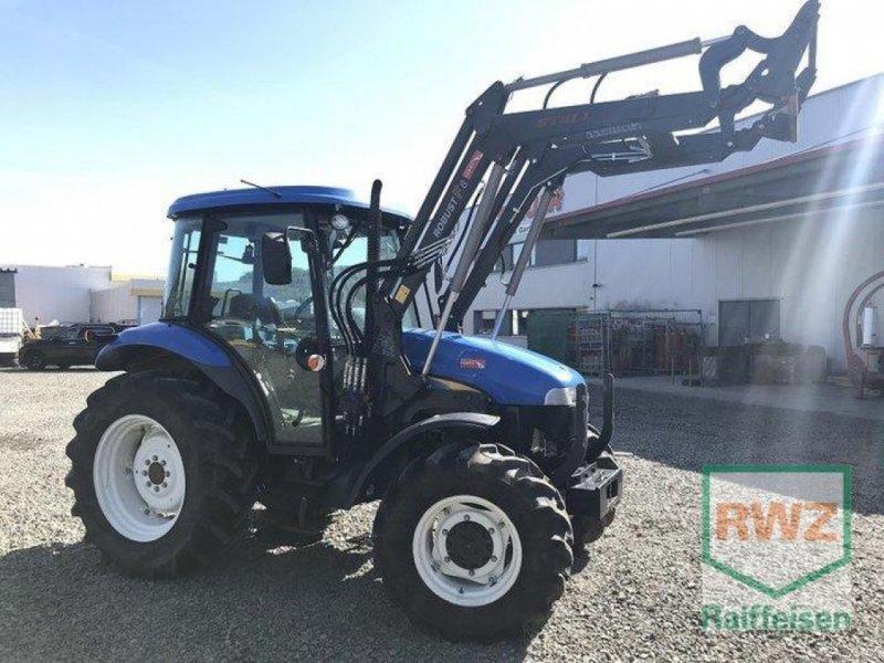 Traktor des Typs New Holland TD 5010, Gebrauchtmaschine in Kusel (Bild 8)