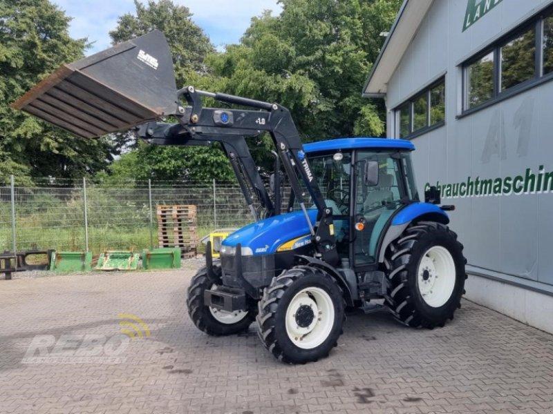 Traktor des Typs New Holland TD 5010, Gebrauchtmaschine in Neuenkirchen-Vörden (Bild 1)