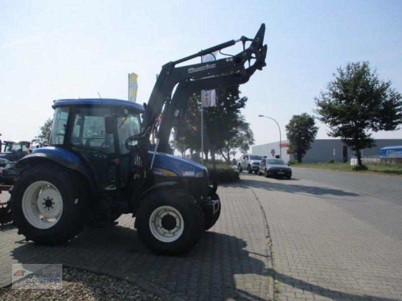 Traktor типа New Holland TD 5010, Gebrauchtmaschine в Altenberge (Фотография 3)