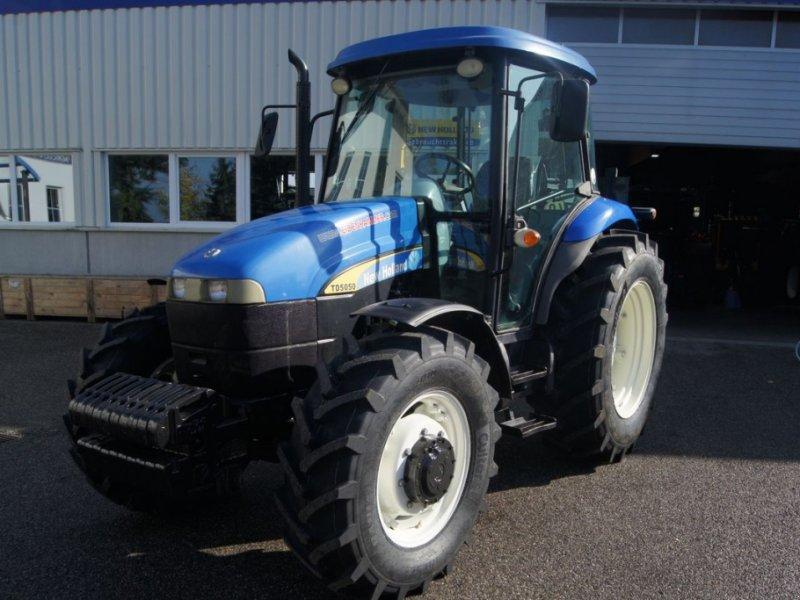 Traktor a típus New Holland TD 5040, Gebrauchtmaschine ekkor: Burgkirchen (Kép 1)