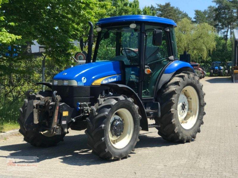 Traktor типа New Holland TD 5040, Gebrauchtmaschine в Marl (Фотография 1)