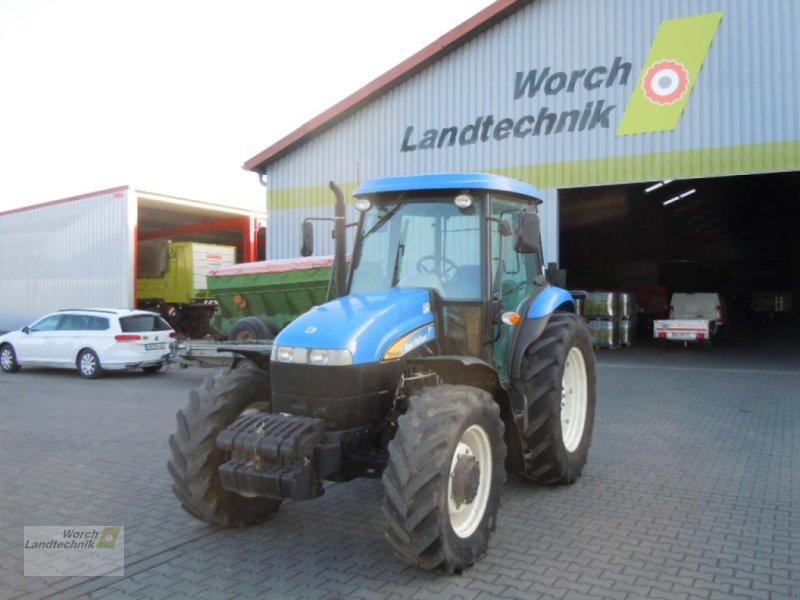 Traktor a típus New Holland TD 5040, Gebrauchtmaschine ekkor: Schora (Kép 1)