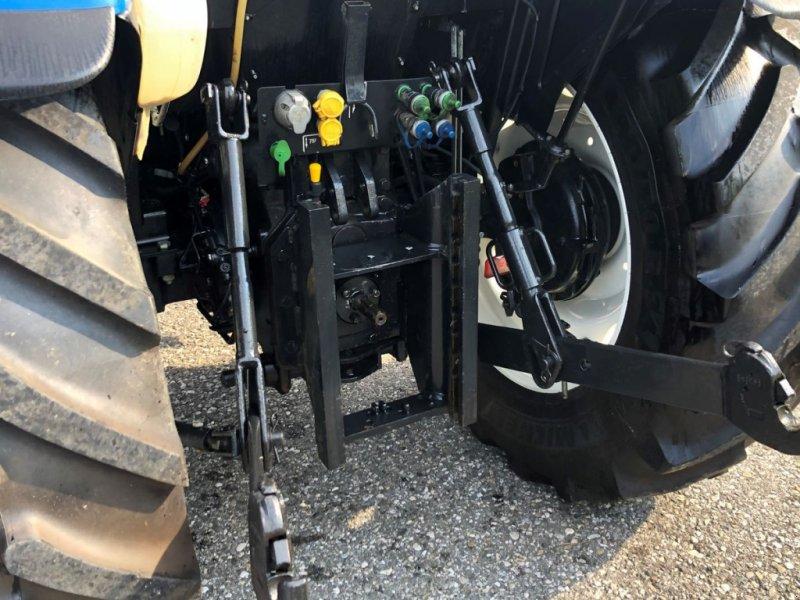 Traktor des Typs New Holland TD 5040, Gebrauchtmaschine in Villach (Bild 4)