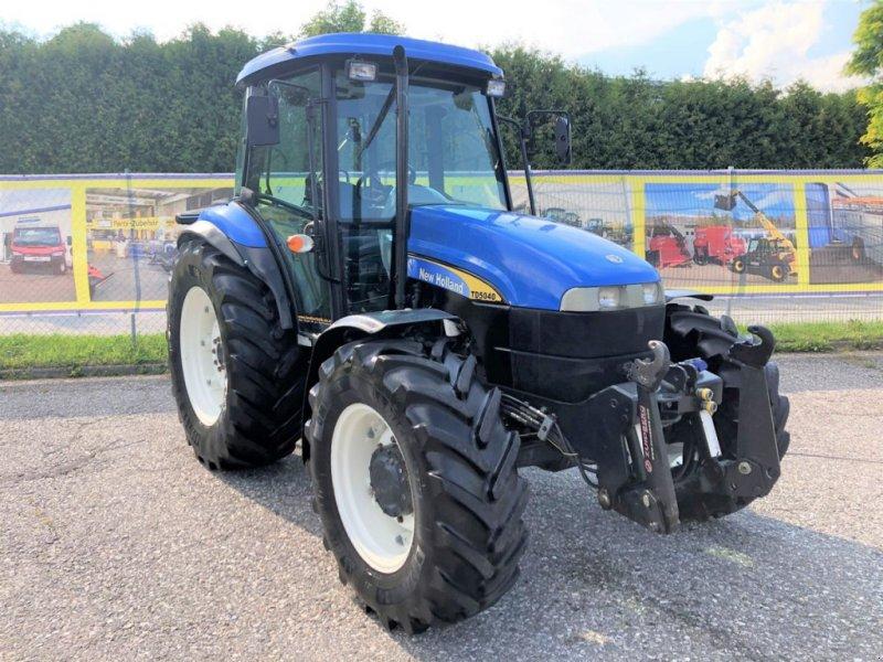 Traktor des Typs New Holland TD 5040, Gebrauchtmaschine in Villach (Bild 1)