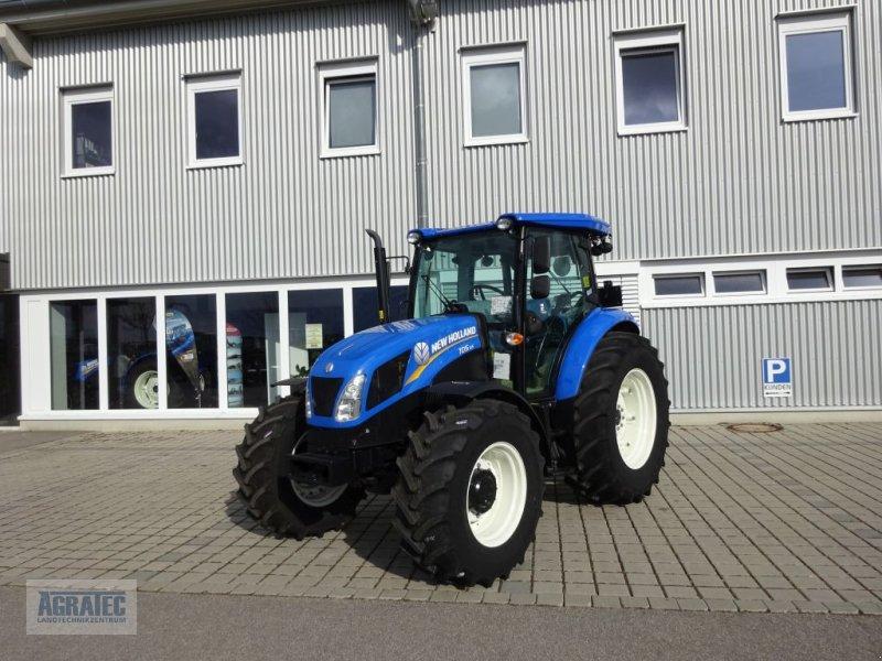 Traktor типа New Holland TD 5.105, Neumaschine в Salching bei Straubing (Фотография 1)