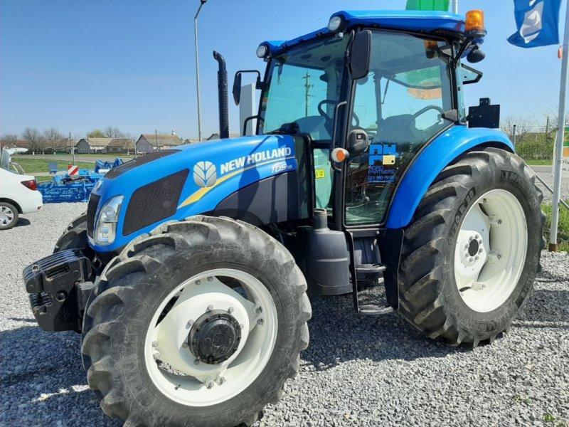 Traktor tip New Holland TD 5.115 A, Gebrauchtmaschine in Seuca (Poză 1)