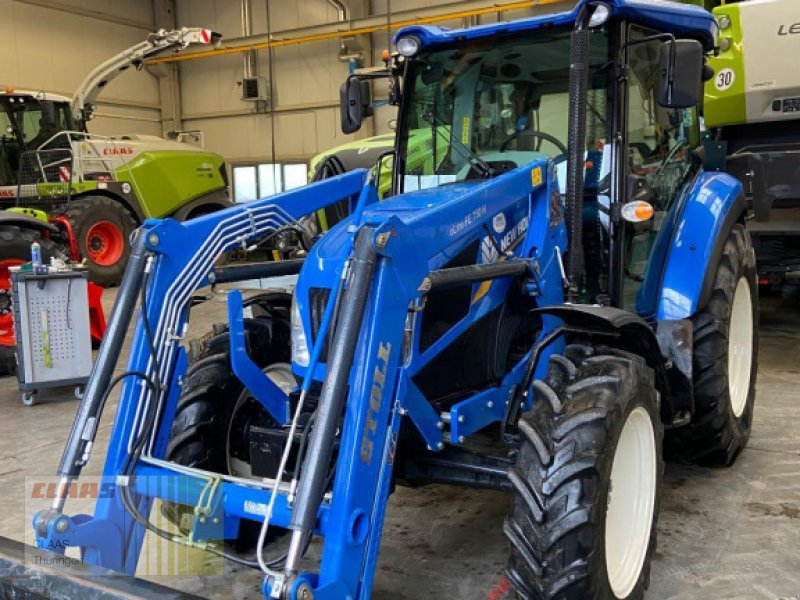 Traktor tip New Holland TD 5.65 (420), Gebrauchtmaschine in Vachdorf (Poză 1)