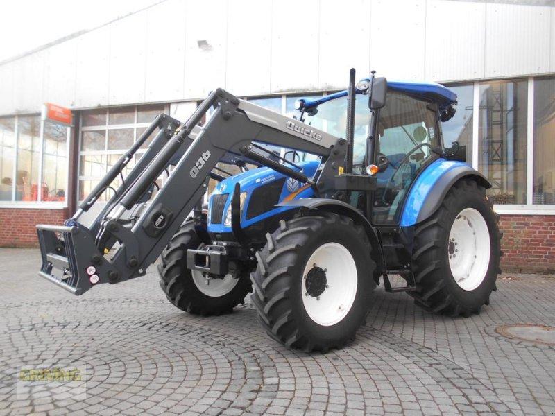 Traktor des Typs New Holland TD 5.65, Gebrauchtmaschine in Greven (Bild 3)