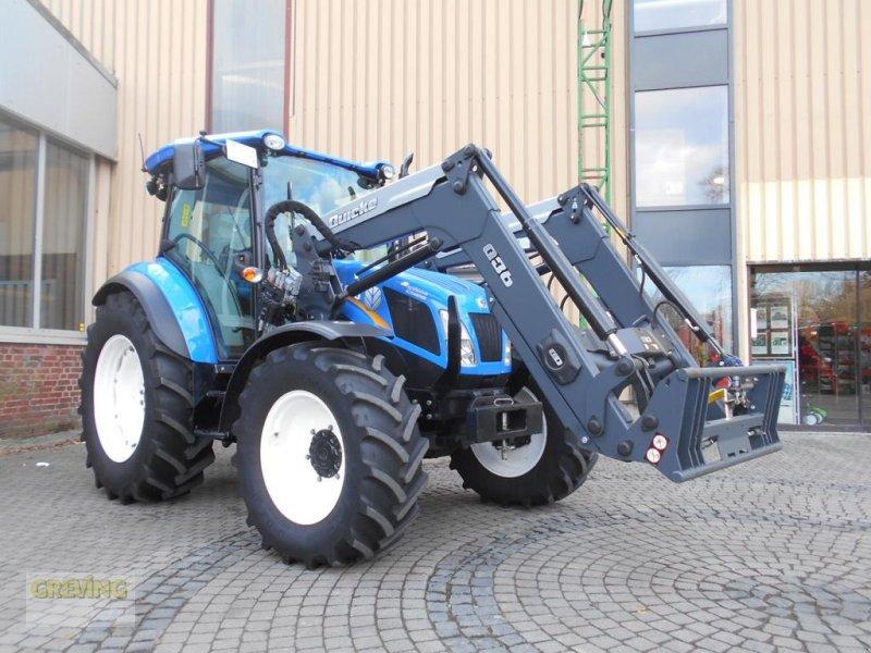 Traktor des Typs New Holland TD 5.65, Gebrauchtmaschine in Greven (Bild 4)