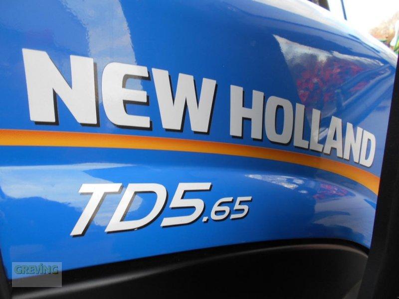 Traktor des Typs New Holland TD 5.65, Gebrauchtmaschine in Greven (Bild 29)