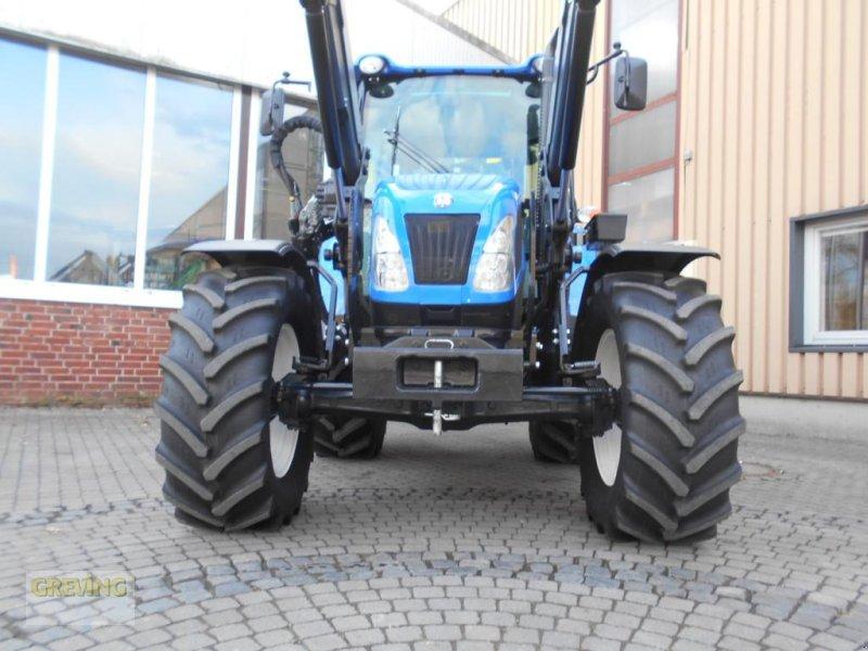 Traktor des Typs New Holland TD 5.65, Gebrauchtmaschine in Greven (Bild 5)