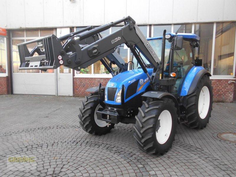 Traktor des Typs New Holland TD 5.65, Gebrauchtmaschine in Greven (Bild 1)