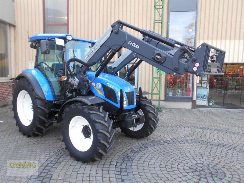 Traktor des Typs New Holland TD 5.65, Gebrauchtmaschine in Greven (Bild 2)