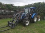 Traktor des Typs New Holland TD 5.65 in Moritzburg