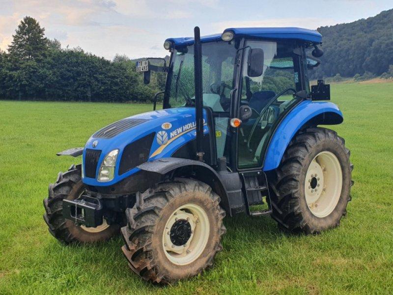 Traktor typu New Holland TD 5.65, Gebrauchtmaschine w Trassem (Zdjęcie 1)