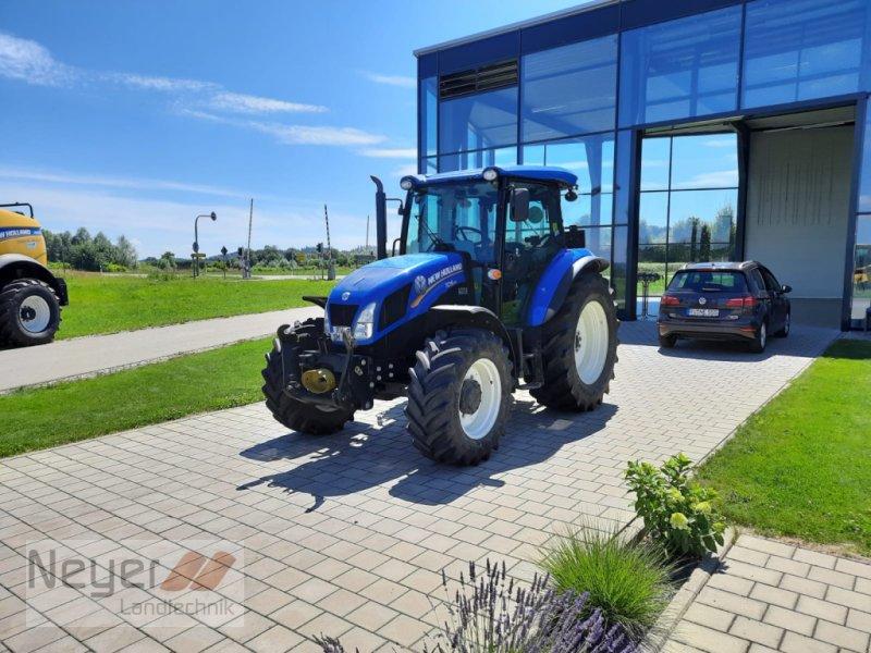 Traktor des Typs New Holland TD 5.95, Gebrauchtmaschine in Bad Waldsee Mennisweiler (Bild 1)